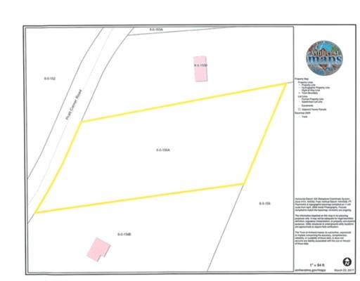 Lot 1 Pratt Corner Road, Leverett, MA 01054