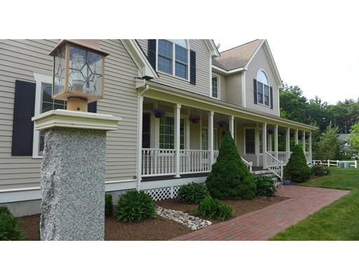 独户住宅 为 销售 在 4 Salamander 莎伦, 马萨诸塞州 02067 美国