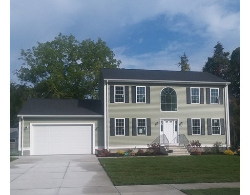 Single Family Home for Sale at 1 Rosa Drive New Bedford, Massachusetts 02745 United States