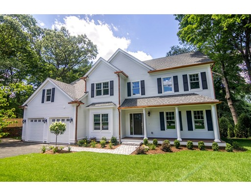Single Family Home for Sale at 7 Nimrod Drive Concord, Massachusetts 01742 United States