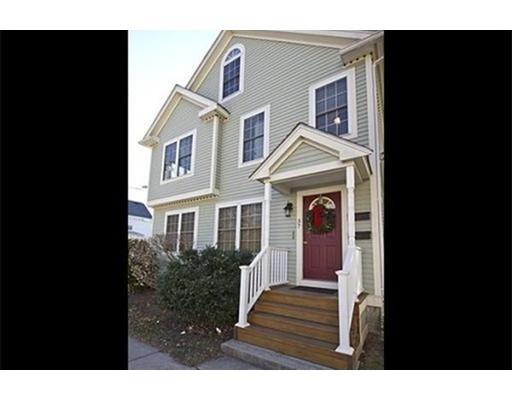 Single Family Home for Rent at 37 Rossmore Boston, Massachusetts 02130 United States