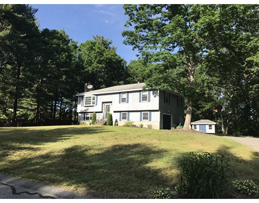Single Family Home for Sale at 39 Chatham Road Billerica, Massachusetts 01821 United States