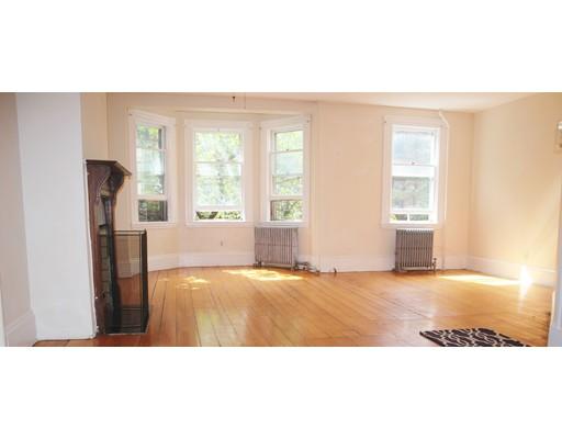 Casa Unifamiliar por un Alquiler en 12 Follen Street Boston, Massachusetts 02116 Estados Unidos