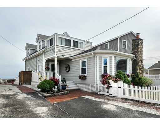 Casa Unifamiliar por un Venta en 84 Atlantic Avenue Hull, Massachusetts 02045 Estados Unidos