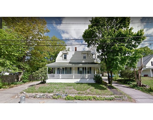 Single Family Home for Rent at 44 Pleasant Street Randolph, 02368 United States