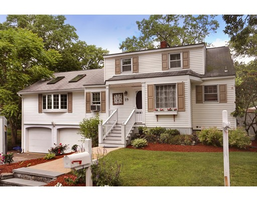 Single Family Home for Sale at 29 Brentham Road Billerica, Massachusetts 01862 United States