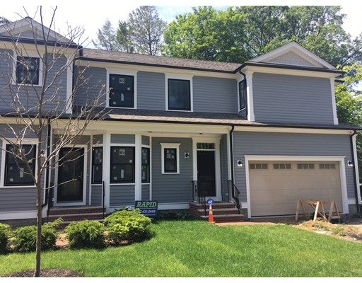 Additional photo for property listing at 34 Winchester Road  Newton, Massachusetts 02458 Estados Unidos