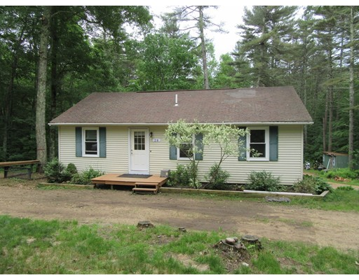 Multi-Family Home for Sale at 28 Crawford Road Oakham, Massachusetts 01068 United States
