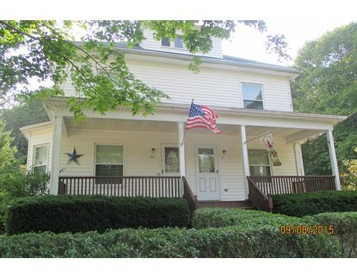 独户住宅 为 出租 在 683 Park Street Attleboro, 02703 美国