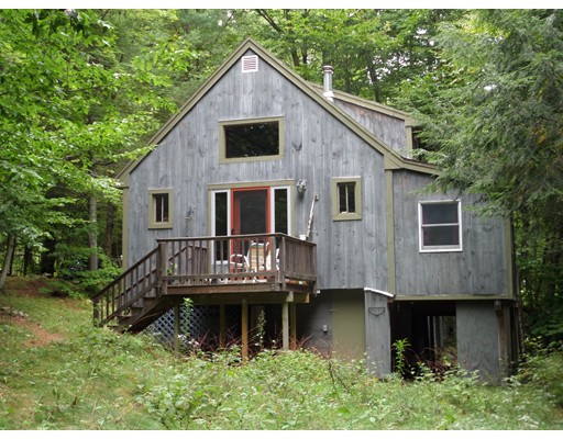 Single Family Home for Sale at 47 Fuller Road Goshen, Massachusetts 01032 United States