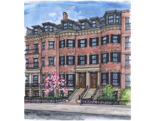 Condominio por un Venta en 89 Beacon Street Boston, Massachusetts 02108 Estados Unidos