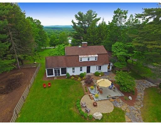 Maison unifamiliale pour l Vente à 1114 Florence Road 1114 Florence Road Northampton, Massachusetts 01060 États-Unis