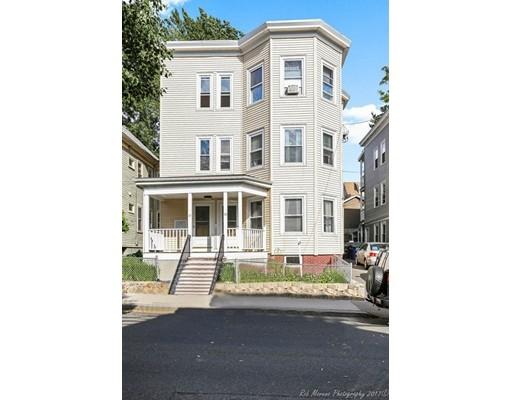 Многосемейный дом для того Продажа на 37 Hancock Street Somerville, Массачусетс 02144 Соединенные Штаты