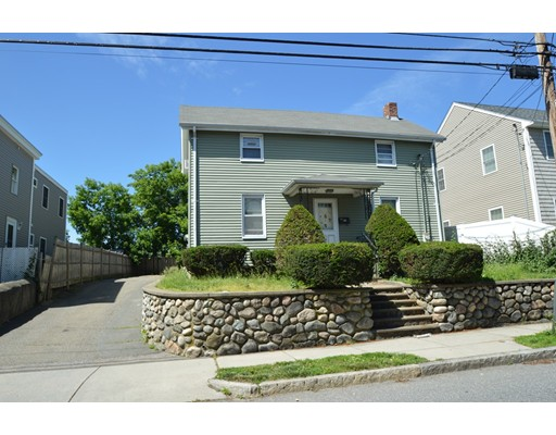 Single Family Home for Rent at 57 West Street Newton, Massachusetts 02458 United States