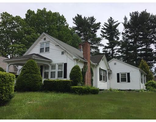 独户住宅 为 出租 在 47 Pleasant Street East Longmeadow, 马萨诸塞州 01028 美国