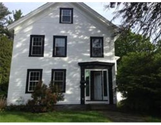 Additional photo for property listing at 104 School  North Brookfield, Massachusetts 01535 United States