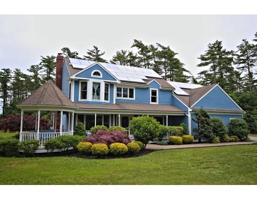 Частный односемейный дом для того Продажа на 1 Johns Pond Road Carver, Массачусетс 02330 Соединенные Штаты