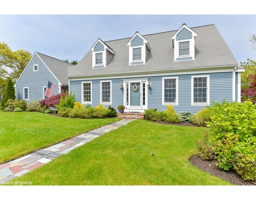 واحد منزل الأسرة للـ Sale في 37 Waterview Circle Chatham, Massachusetts 02659 United States