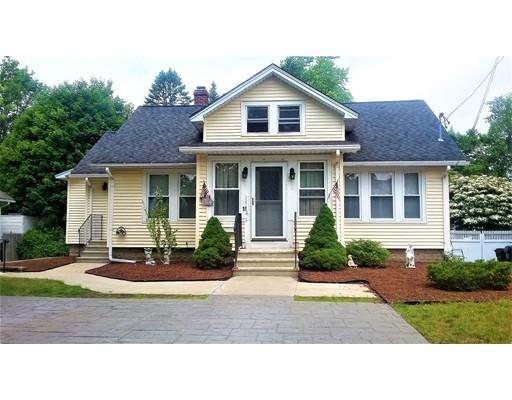 独户住宅 为 销售 在 19 highland Auburn, 马萨诸塞州 01501 美国