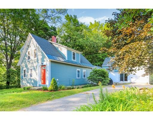 独户住宅 为 销售 在 16 School Street Boscawen, 新罕布什尔州 03303 美国