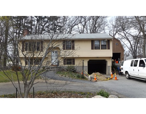 Single Family Home for Rent at 38 Eliot Street Billerica, Massachusetts 01821 United States