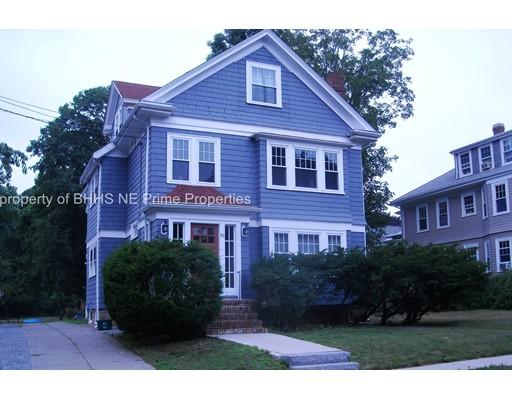 Single Family Home for Rent at 86 Oak Avenue Belmont, Massachusetts 02478 United States