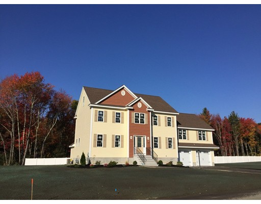 Single Family Home for Sale at 4 HEMLOCK LANE 4 HEMLOCK LANE Billerica, Massachusetts 01821 United States