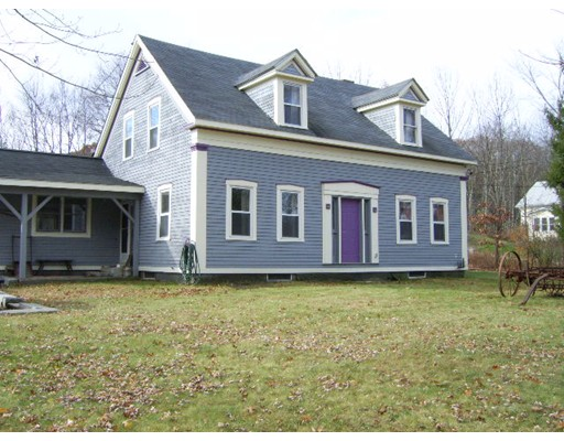 Single Family Home for Rent at 250 Ponakin Road Lancaster, Massachusetts 01523 United States
