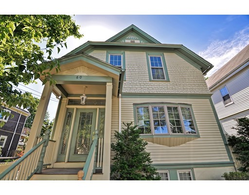 60 Quincy Street, Medford, MA 02155