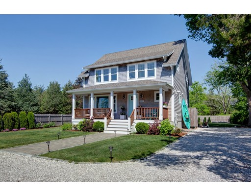 Single Family Home for Sale at 829 Shore Road Bourne, Massachusetts 02559 United States