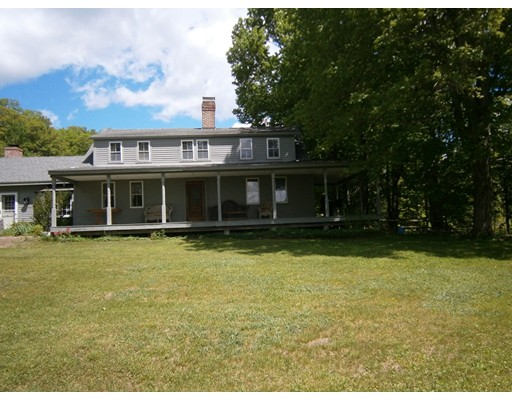 Single Family Home for Sale at 97 W Binney Hill Road 97 W Binney Hill Road New Ipswich, New Hampshire 03071 United States
