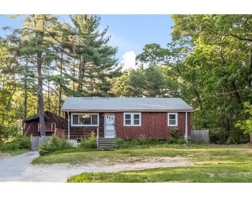 واحد منزل الأسرة للـ Sale في 144 Salem Road Billerica, Massachusetts 01821 United States