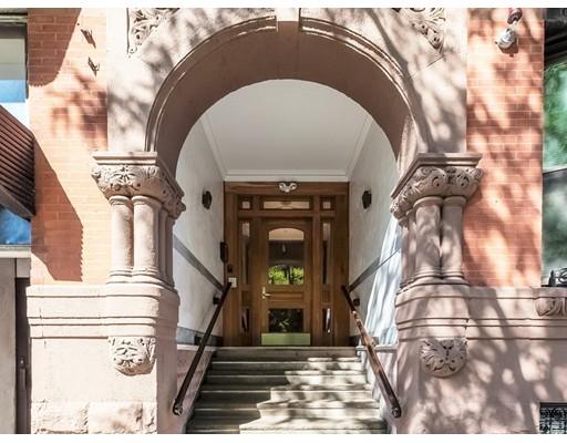Casa Unifamiliar por un Alquiler en 31 Massachusetts Avenue Boston, Massachusetts 02115 Estados Unidos