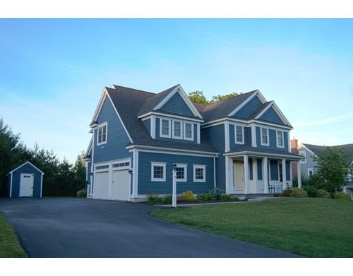 Single Family Home for Sale at 5 Laurel Ridge Lane Shrewsbury, Massachusetts 01545 United States