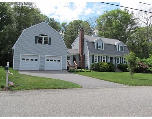 Casa Unifamiliar por un Venta en 8 Cottonwood Lane Attleboro, Massachusetts 02703 Estados Unidos