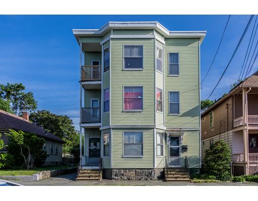 多户住宅 为 销售 在 33 Oakland Street 塞勒姆, 01970 美国