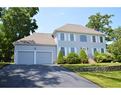 Casa Unifamiliar por un Venta en 41 Esker Lane Attleboro, Massachusetts 02703 Estados Unidos