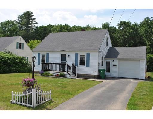 Maison unifamiliale pour l Vente à 9 Kendall Rochester, New Hampshire 03867 États-Unis