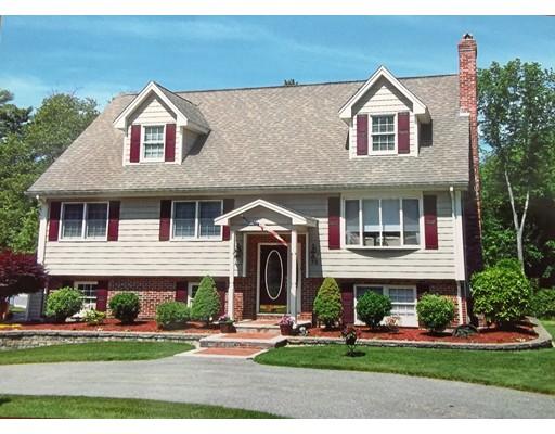 واحد منزل الأسرة للـ Sale في 50 Highview Street Billerica, Massachusetts 01821 United States