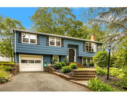 Casa Unifamiliar por un Venta en 7 Burns Avenue Canton, Massachusetts 02021 Estados Unidos