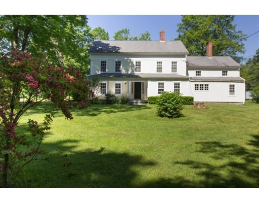 Single Family Home for Sale at 36 Gilbert Road Southampton, Massachusetts 01073 United States