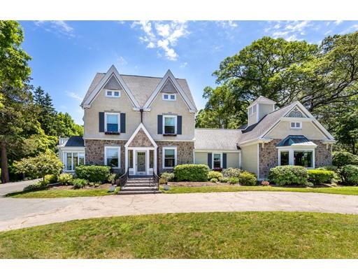 Single Family Home for Sale at 943 Washington Street 943 Washington Street Canton, Massachusetts 02021 United States