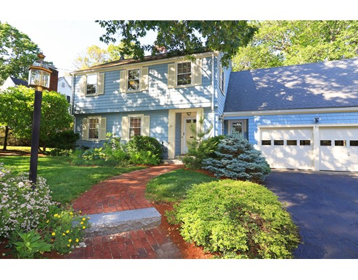Single Family Home for Sale at 154 Tower Avenue Needham, Massachusetts 02494 United States