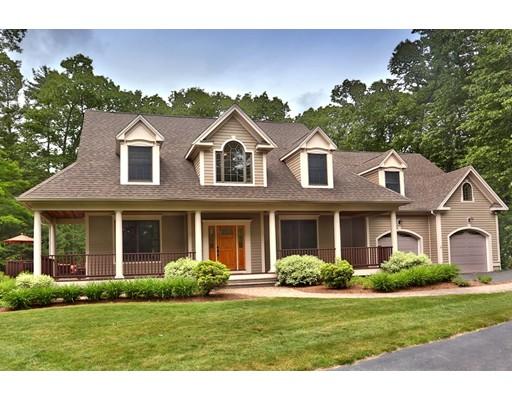 Casa Unifamiliar por un Venta en 12 Lane Ten Acres Road Merrimac, Massachusetts 01860 Estados Unidos