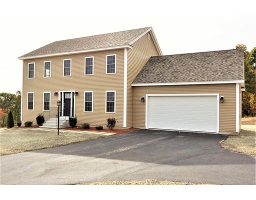 Частный односемейный дом для того Продажа на 80 Hill Top Road Lancaster, Массачусетс 01523 Соединенные Штаты