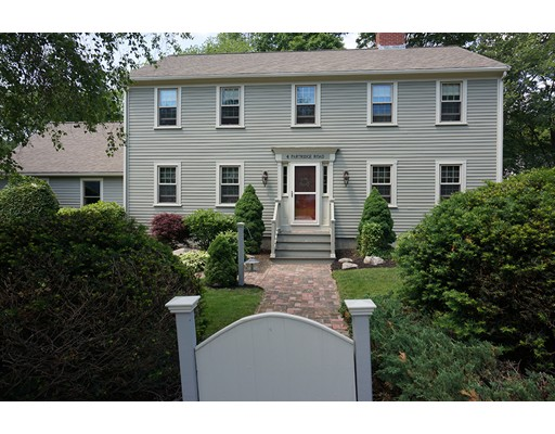 Single Family Home for Sale at 4 Partridge Road Westborough, Massachusetts 01581 United States