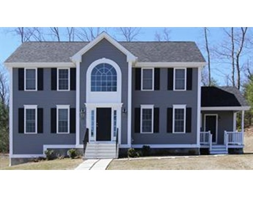 Single Family Home for Sale at 34 Amherst Drive Auburn, Massachusetts 01501 United States