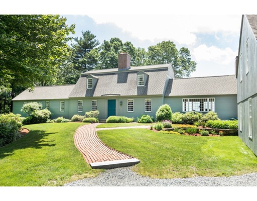 Single Family Home for Sale at 27 Bayns Hill Road Boxford, Massachusetts 01921 United States