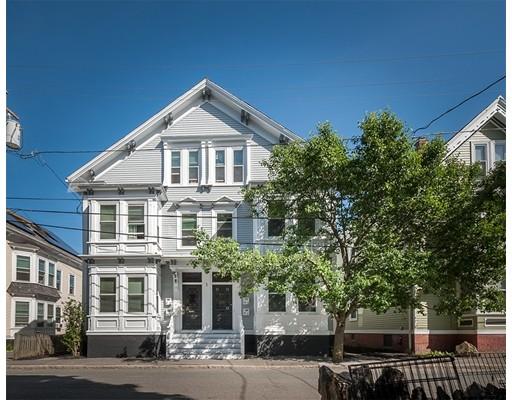 Condominium for Sale at 4 Boardman Street Salem, Massachusetts 01970 United States
