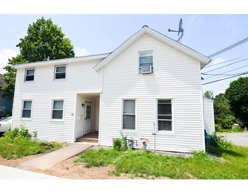 Частный односемейный дом для того Аренда на 52 Pleasant Street Ayer, Массачусетс 01432 Соединенные Штаты